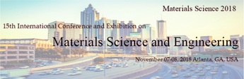 Meeting, Materials Science & Technology 2018