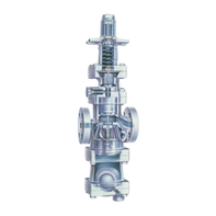 TLV presents selection of pressure-reducing valves for steam and air